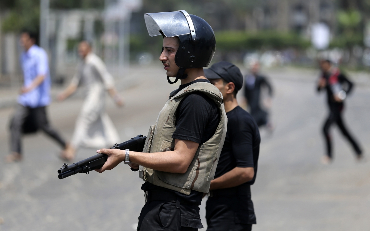 Egypt Gears up for Al-Sisi's Inauguration amid Heavy Security