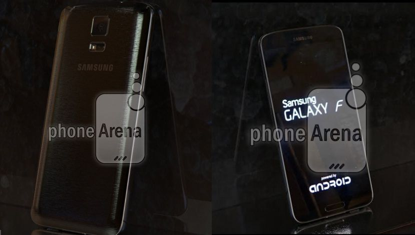 Samsung Galaxy F Pre-production Model Leaked in Screenshots