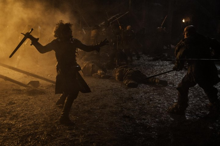 Game of Thrones Season 4 'The Watchers on the Wall'