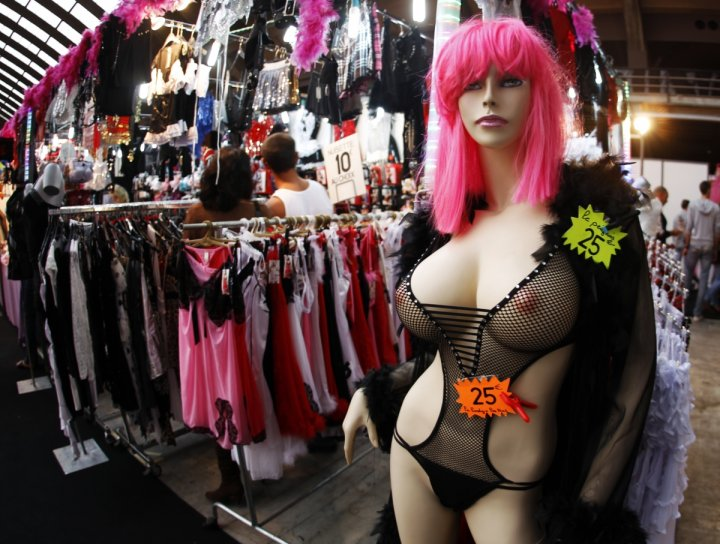 Sex shop in Nice, France (Reuters)