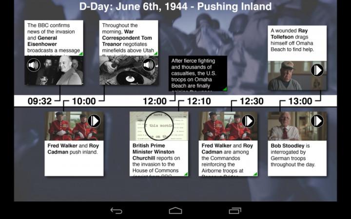 BBC DDAY heros App