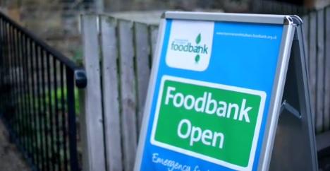 UK food bank