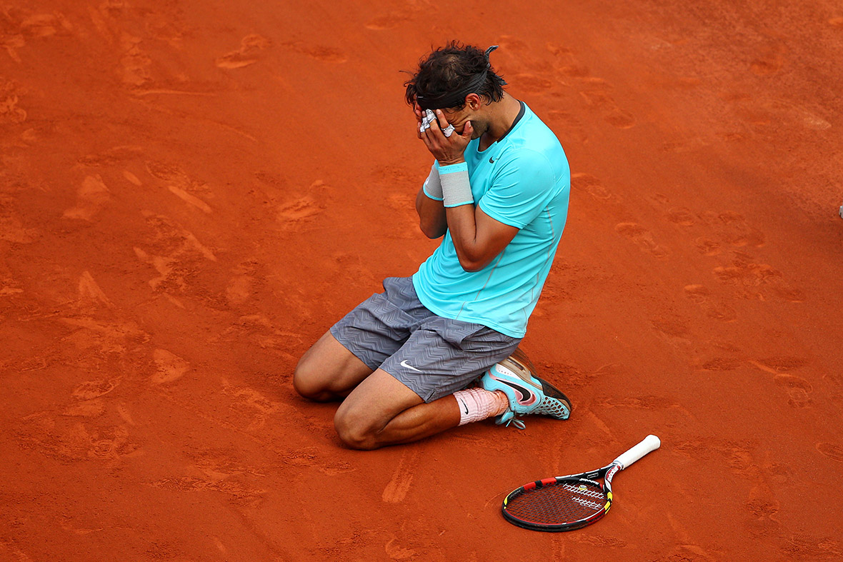 rafael nadal french open 2014