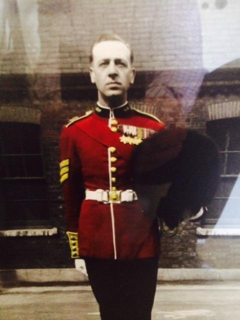British Second World War Veteran Has Medals Stolen On D
