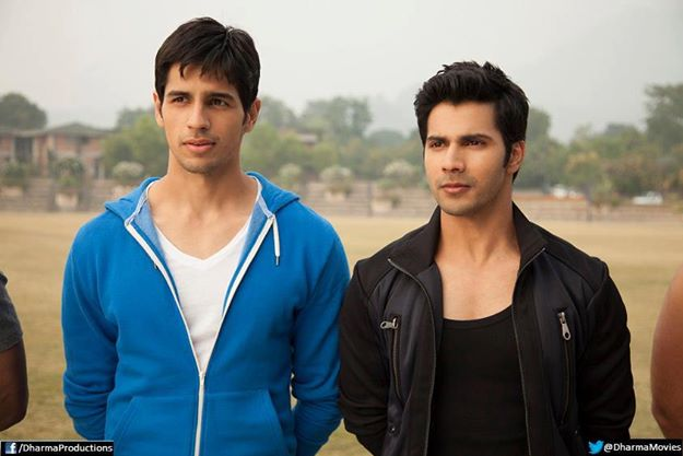Varun Dhawan And Siddharth Malhotra Are Varun Dhawan and S...