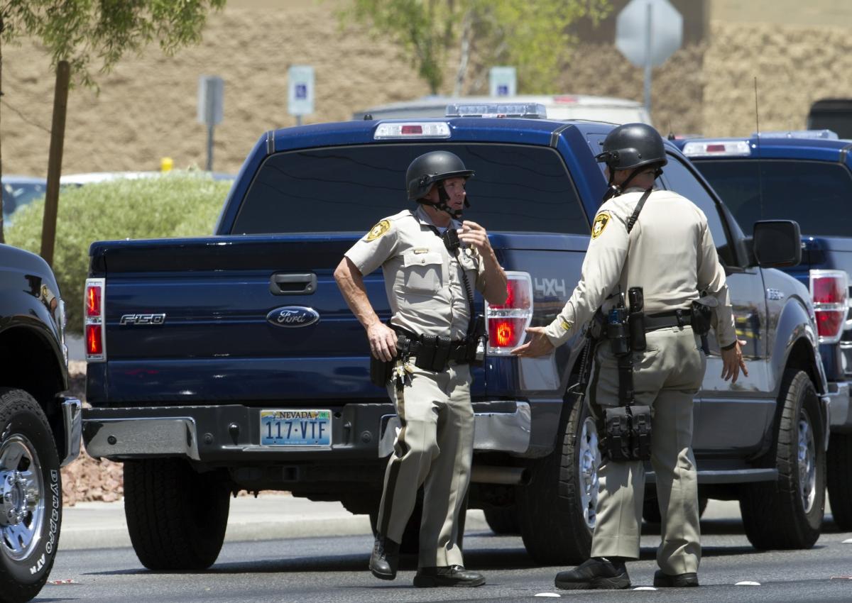 Vegas Shooting White Supremacists