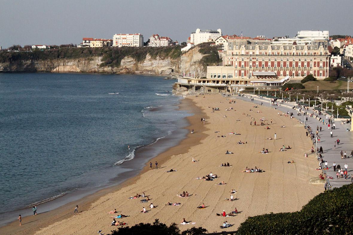6. Grande Plage Biarritz