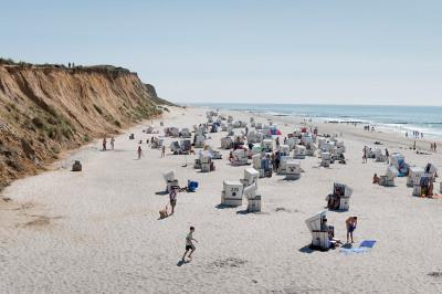 10. Kampen beach
