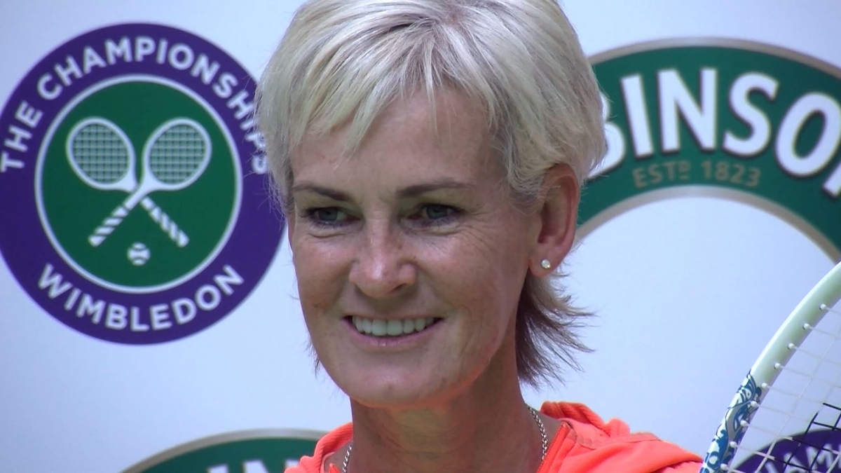 Judy Murray on Andy Murray's Wimbledon Chances