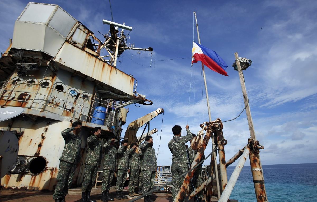 philippines investigates china u0026 39 s artificial island plan in