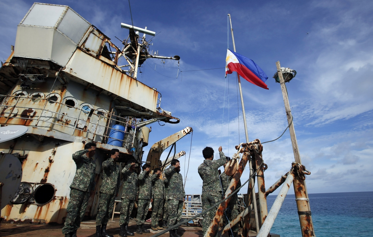 Philippines Probes China's Artificial Island Plan and Land Reclamation Activities in South China Sea