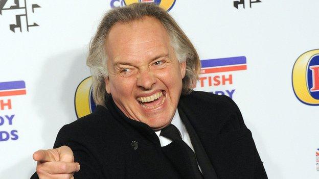 Comedian Rik Mayall Dies Aged 56
