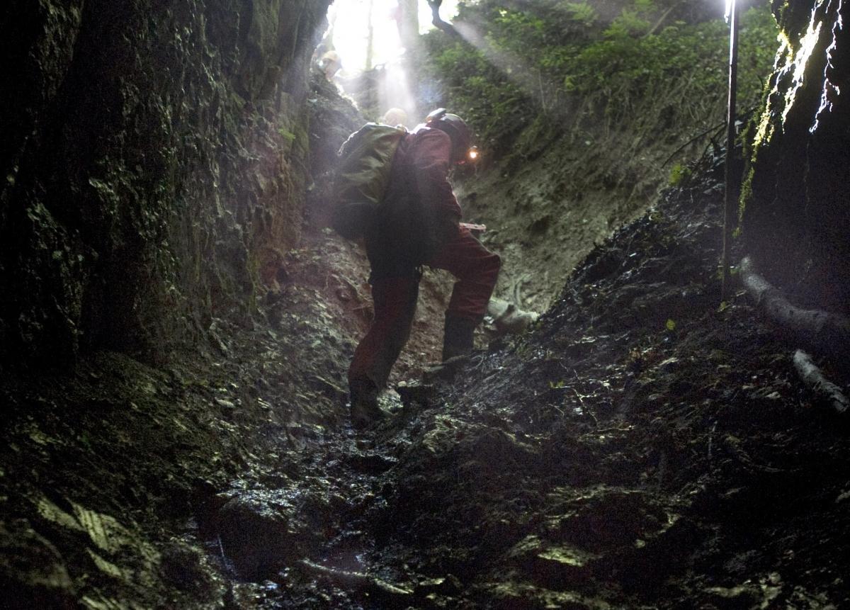 Injured German Speleologist Stuck in Riesending Labyrinth Cave 1,000 Meters Underground