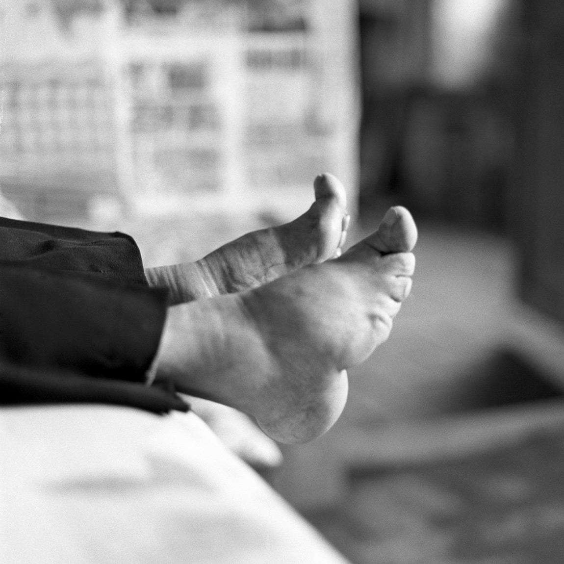 Foot binding 6