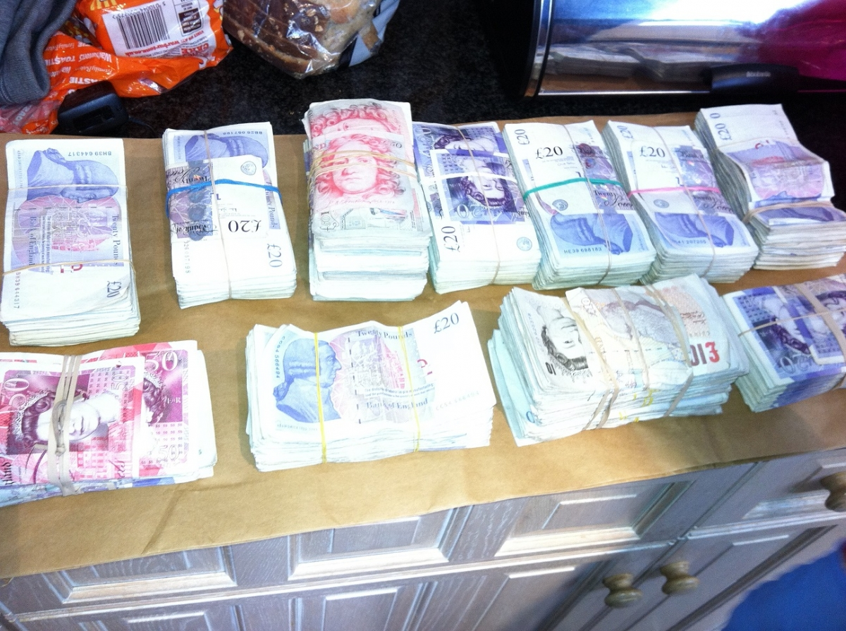 London drug dealers