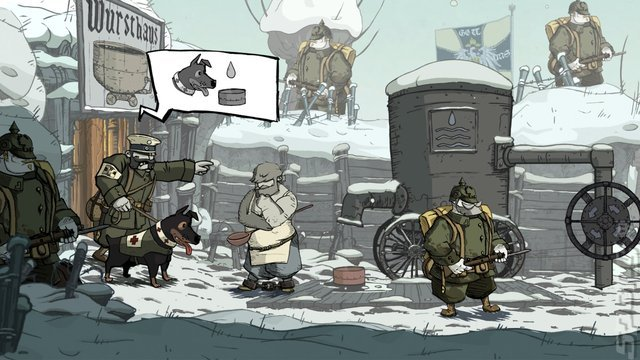 Valiant Hearts