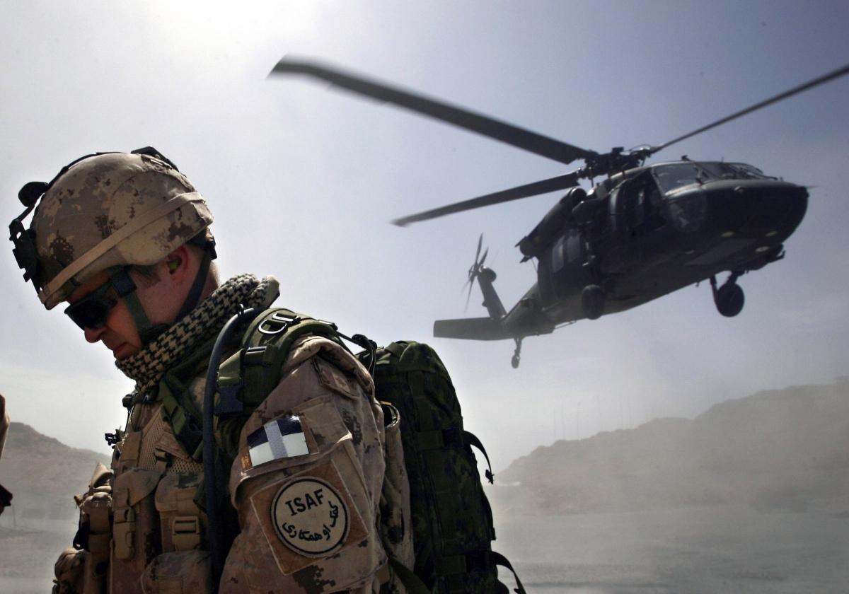 NATO Afghanistan Troops