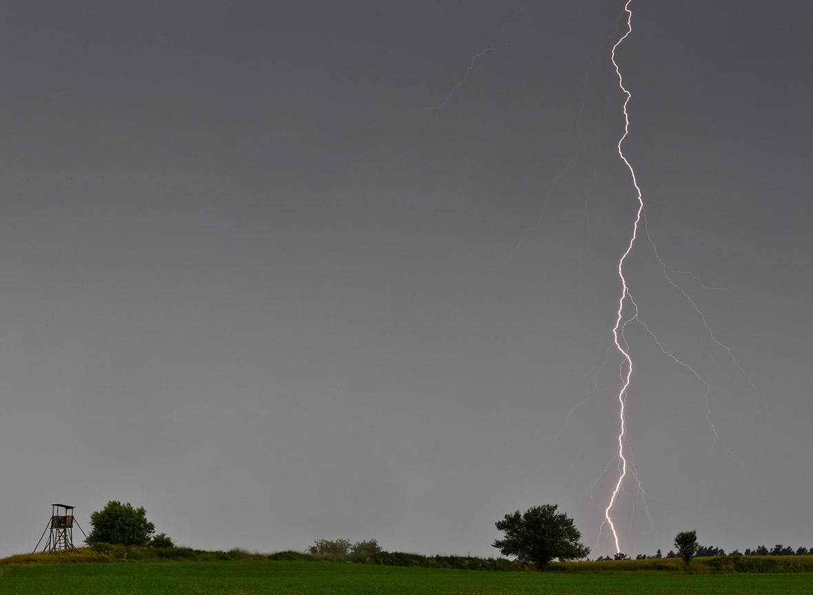 germany lightning