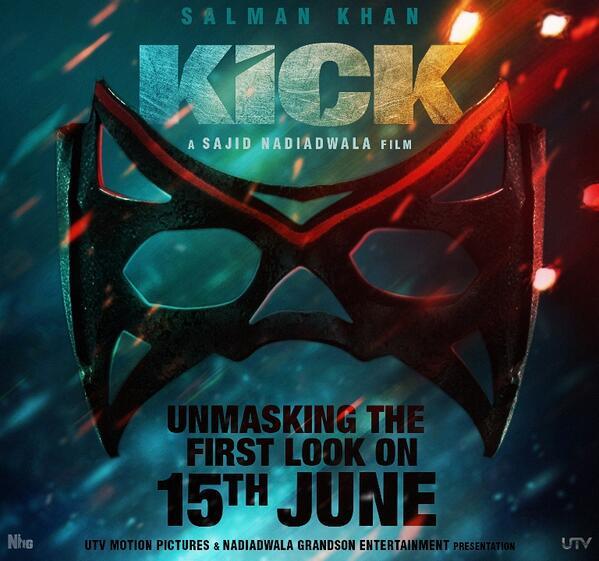 Salman Khan to Play a Superhero in movie Kick?
