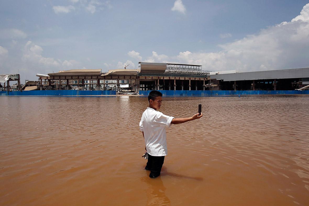 floods china