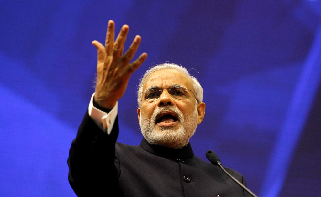 India: Narendra Modi Magic Pushes Stock Market Cap Beyond $1.5tn