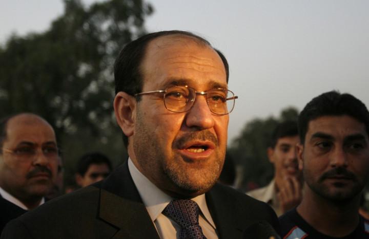 Maliki Iraq Terrorism