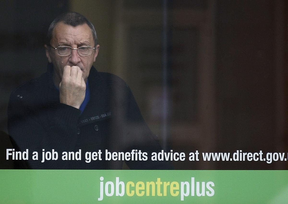 Job Centre Man