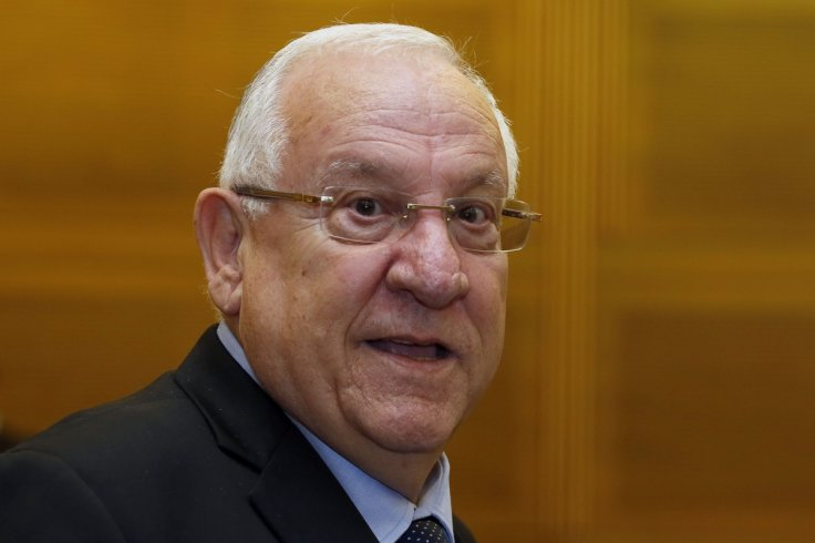 Reuven Rivlin Israel President
