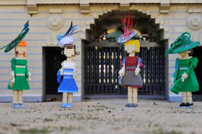 princesses lego