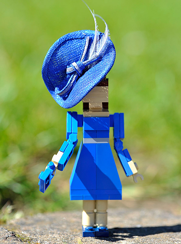 Lego kate Middleton