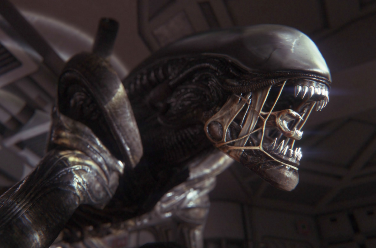 Alien: Isolation Gameplay Preview