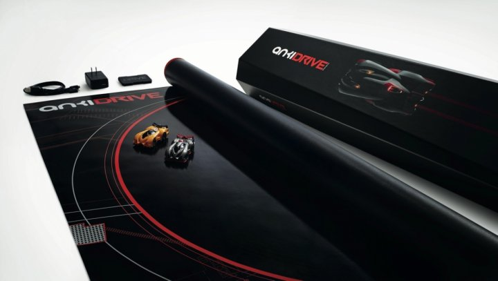 Anki Drive UK Launch