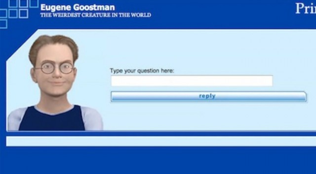 Eugene Goostman, the chatbot that apparently passed the Turing Test