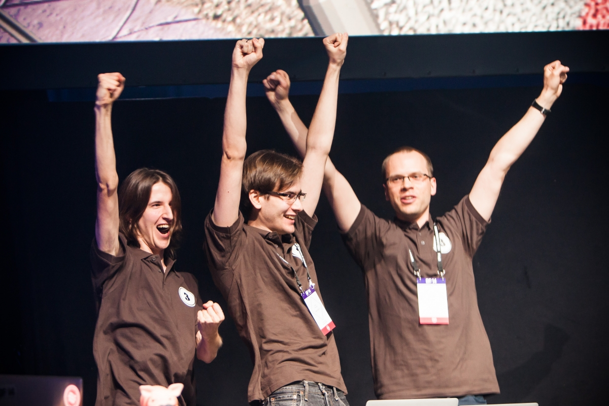 Poland Win Inaugural Coding World Championship