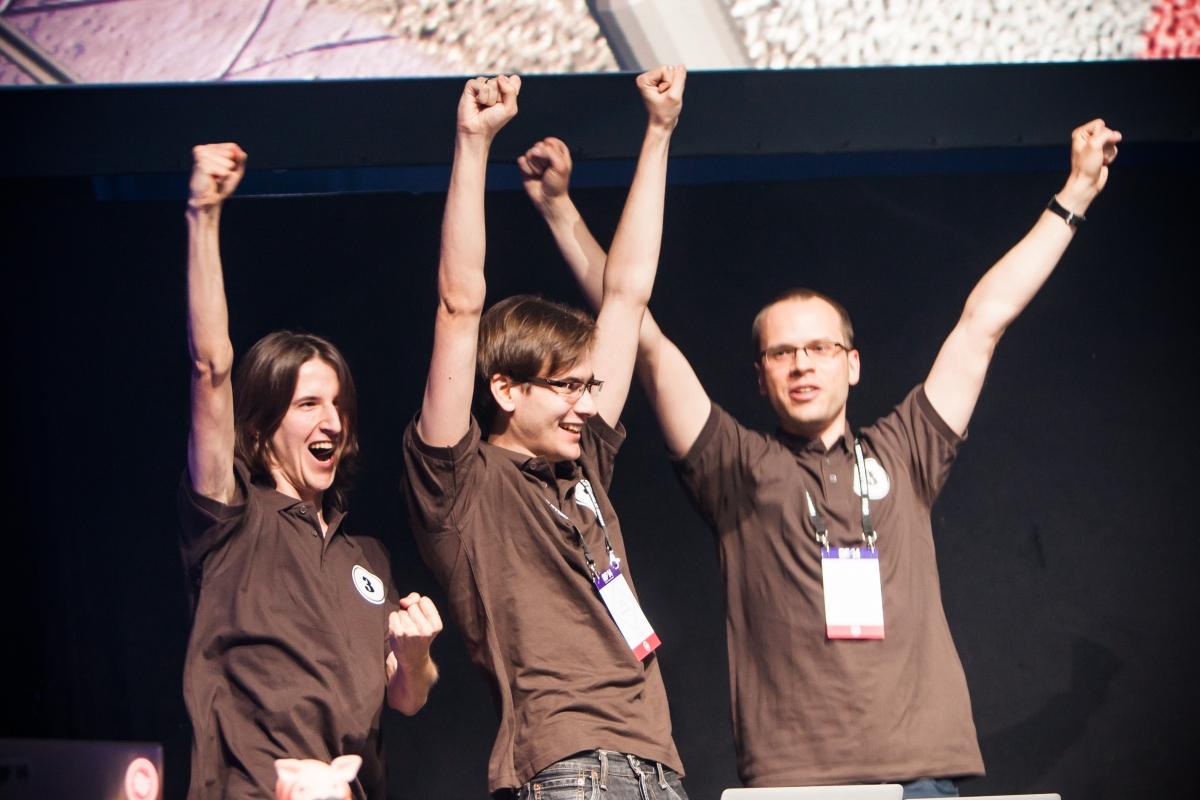 Poland Win Inaugural Coding World Championship