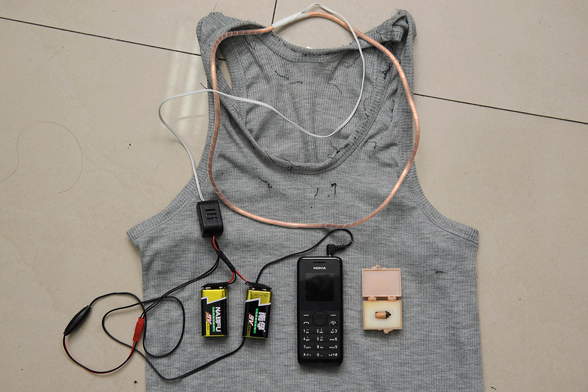 Pleasant China Students Use High Tech James Bond Spy Devices To Cheat In Wiring 101 Hemtstreekradiomeanderfmnl