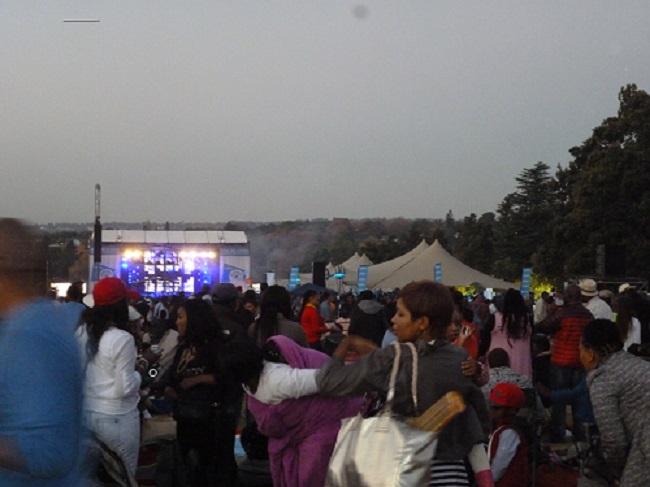 DSTv music festival promoting racial harmony