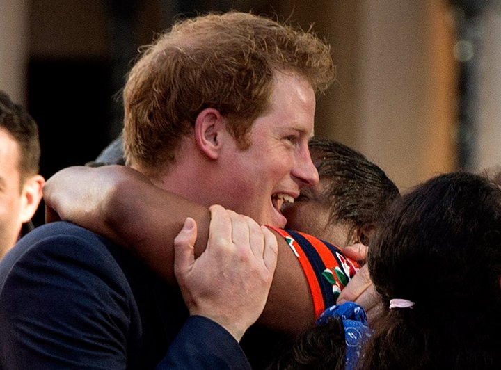 prince harry fan