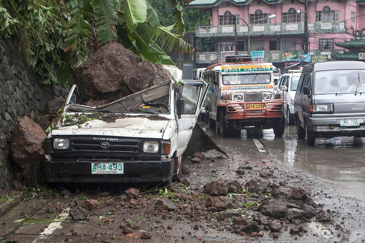 weather philippines
