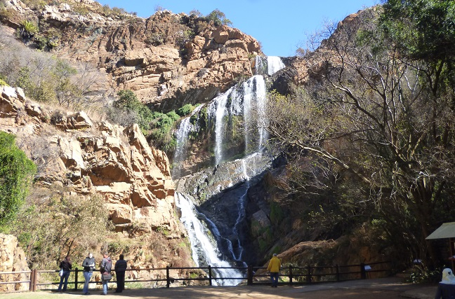 South Africa has stunning biodiversity