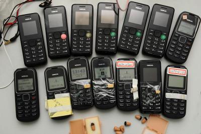 china exam cheat mobile phones