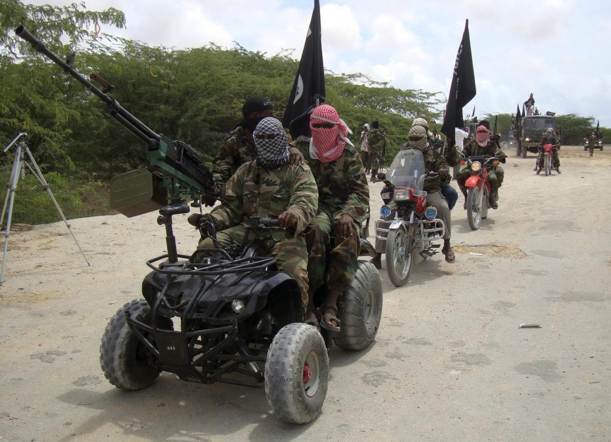 al shabaab somalia