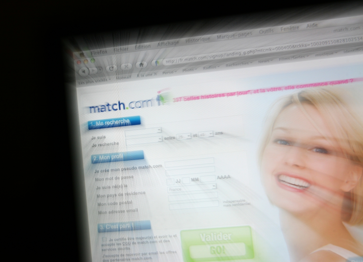 Face match dating tool