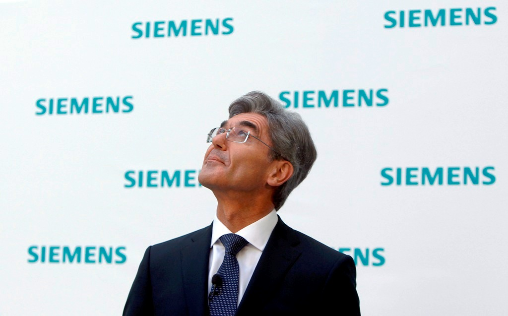 Siemens and Japan's Mitsubishi Mull Joint Alstom Energy Bid