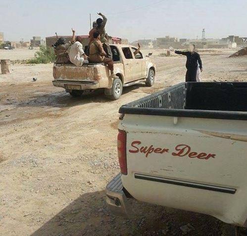 Tikrit Iraq Crisis