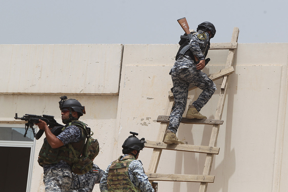 Iraq Isis Invasion: Iran's Republican Guards Rushed to ...