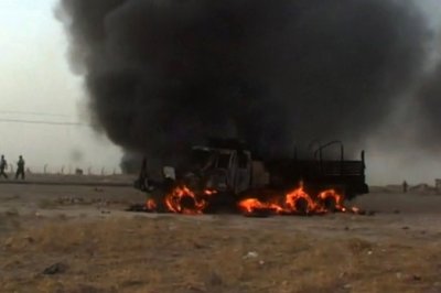 kirkuk lorry