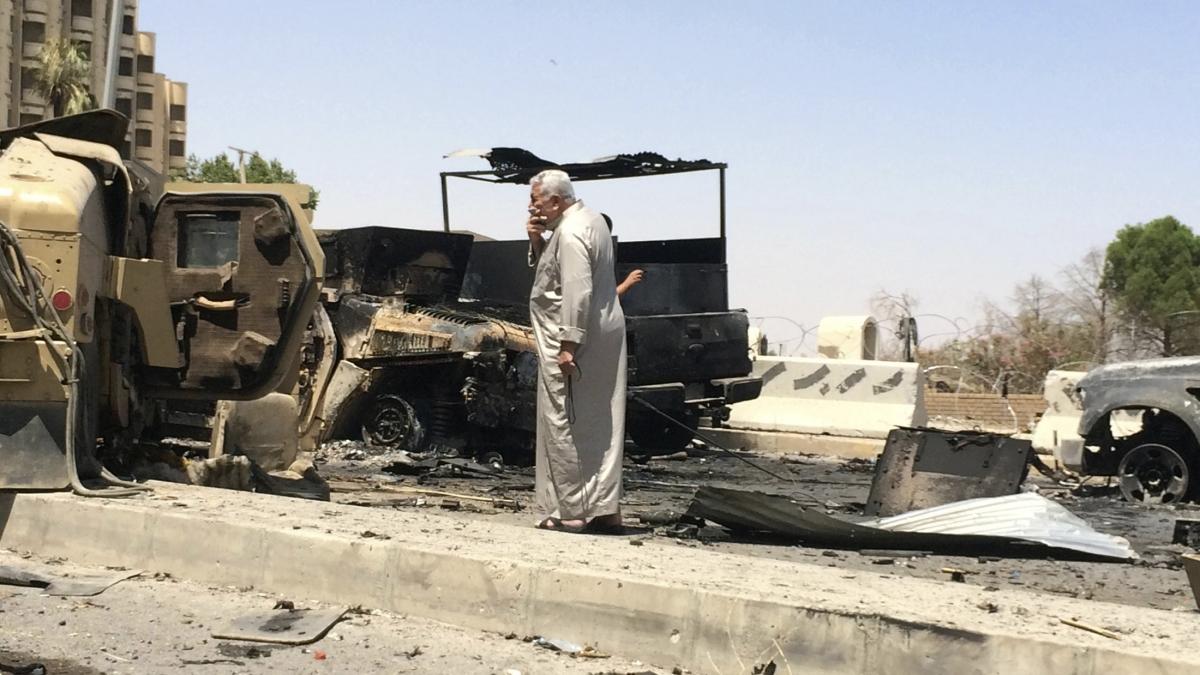 Mosul Turkey Militants