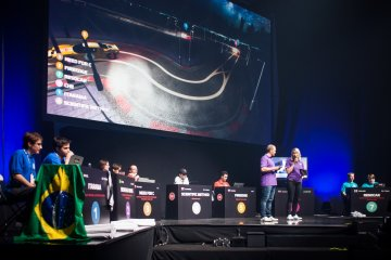 Hello World Open Coding World Championship
