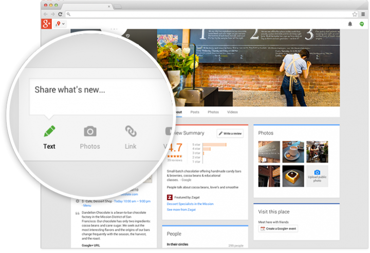 Google Introduces New 'My Business Feature' To Help Small Business Owners Obtain Online Visibility